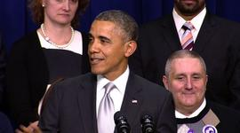 """Obama: """"We've learned not to make wild promises"""" on health care"""