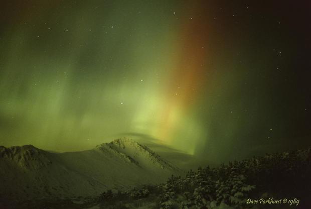 Alaska's amazing light show