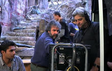 """Hobbit"" director Peter Jackson on ""The Desolation of Smaug"""
