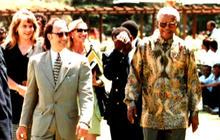 Mandela, through the eyes of a close friend