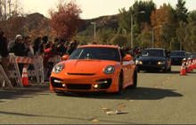 """Fans pay tribute to """"Fast & Furious"""" star Paul Walker"""
