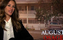 """Julia Roberts on """"August: Osage County"""""""