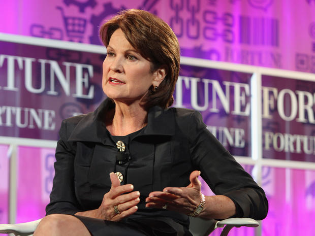 Marillyn Hewson Lockheed Martin Women Take The Lead