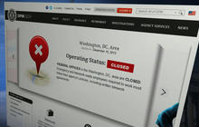 Snow closes federal offices in D.C.