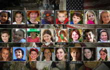 Sandy Hook victims and officials ask outsiders to keep out on anniversary