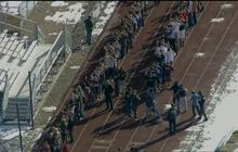 Shooting at Arapahoe High School in Colo.