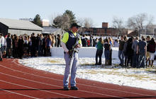 Shooter dead, one student critically injured at Colo. H.S.