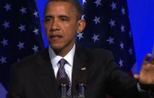 """Obama calls GOP budget plan """"social Darwinism"""""""