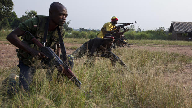 African Arm African Armed Forces