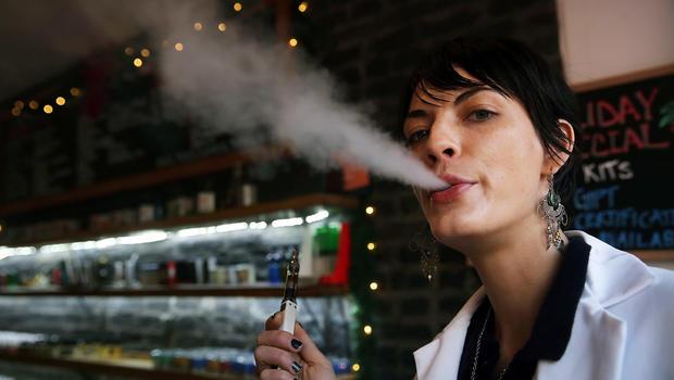 Electronic cigarette market trends