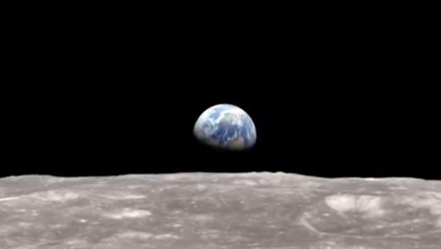 Earthrise Video Simulation Lets Viewers Share The Apollo 8