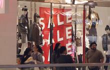 Retail competition rises as sales drop