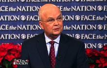 """Hayden: Snowden made U.S. intelligence """"infinitely weaker"""""""