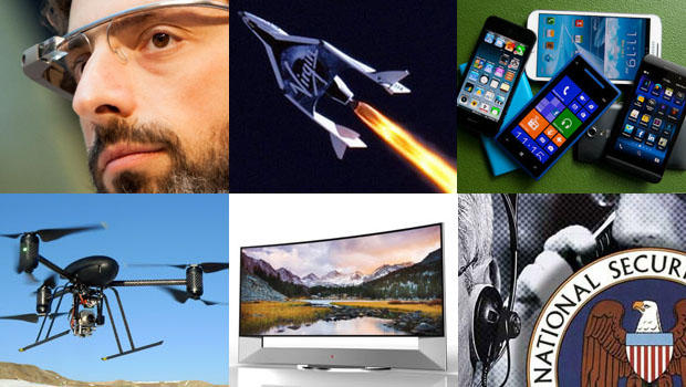 10 technology trends to watch in 2014 - CBS News