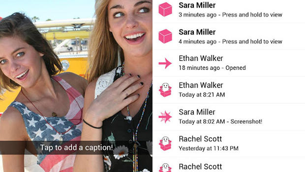 million Snapchat usernames, phone numbers reportedly leaked