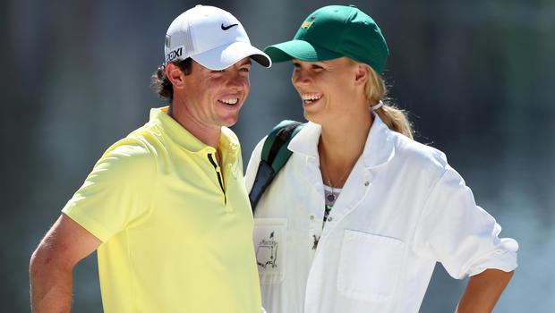 Rory Mcilroy And Caroline Wozniacki Are Engaged Cbs News