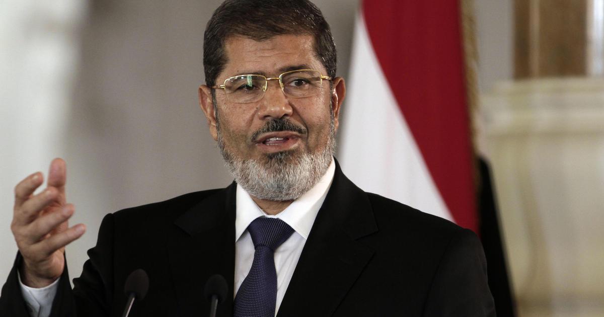 mohamed morsi - photo #17