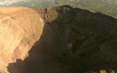 The destructive power of Vesuvius