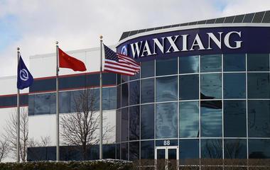 Wanxiang: Chinese or American?