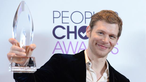 People's Choice Awards 2014 press room