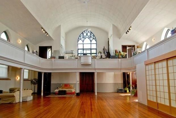 5 churches transformed into homes cbs news