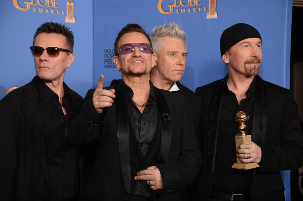 Golden Globes 2014: Behind the scenes