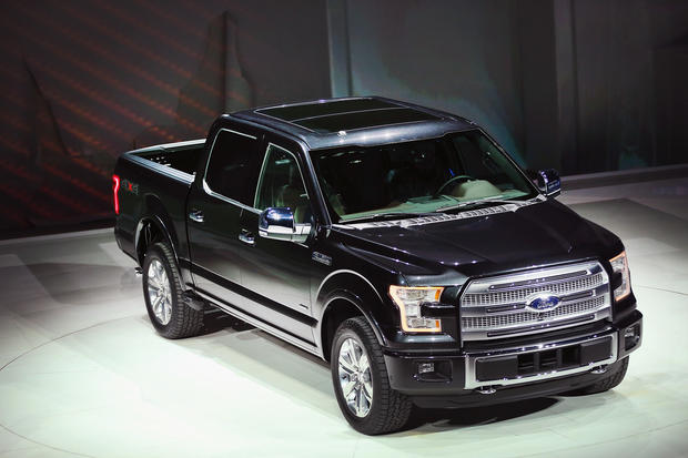 2014 Detroit Auto Show