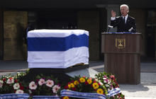 Ariel Sharon laid to rest