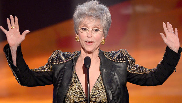 Rita Moreno lifetime achievement award