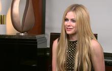 Avril Lavigne on her 5 Grammy nominations