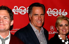"Romneys attend Sundance screening of ""Mitt"""
