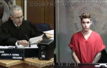 Justin Bieber arraigned for drunk driving, resisting arrest