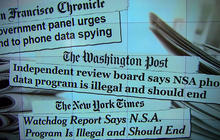 NSA surveillance: Gov't panel calls for stop to phone data collection on Americans