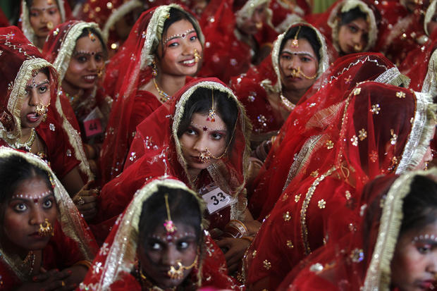 Life for women in India