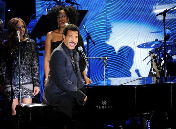 Clive Davis' pre-Grammy gala