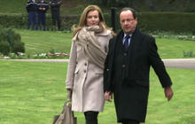 French President Hollande splits with long-time partner