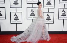 Grammy Awards 2014 red carpet