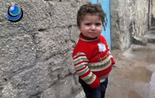 Syrian child rescued from rubble recovering well