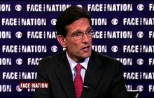 "Cantor: Immigration reform hampered by ""distrust"" of W.H."