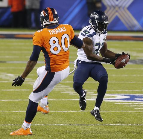 Super Bowl 2014 Highlights