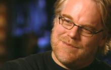 "2006: Philip Seymour Hoffman on ""60 Minutes"""