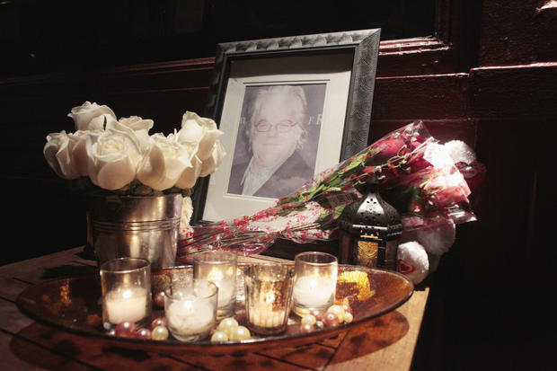 Philip Seymour Hoffman remembered in N.Y.C.