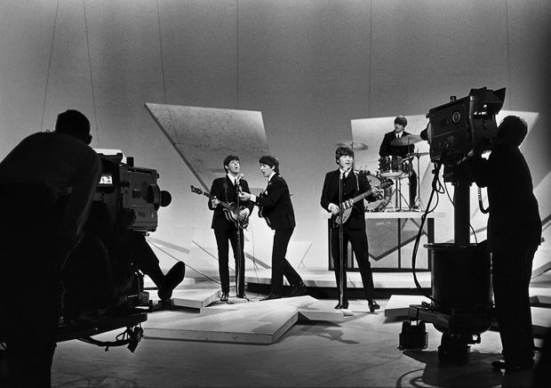 Capturing the birth of Beatlemania