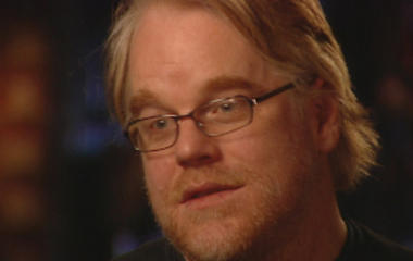 """Hoffman's early drug use """"was advanced"""""""