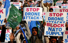 White House responds to report of decreasing drone strikes in Pakistan
