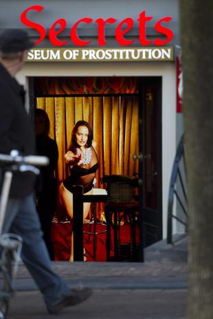 Amsterdam's prostitution museum