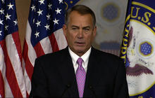 Boehner blames Obama for immigration stalemate