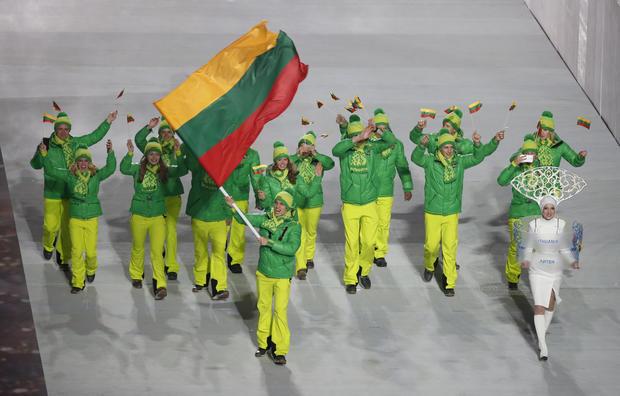 Fashion, Olympics style