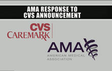 AMA commends CVS decision on tobacco products