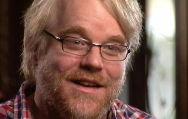 Moment of the week: Philip Seymour Hoffman on the joy of acting